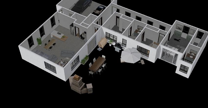 Glenorchy 2 Interior Design Render