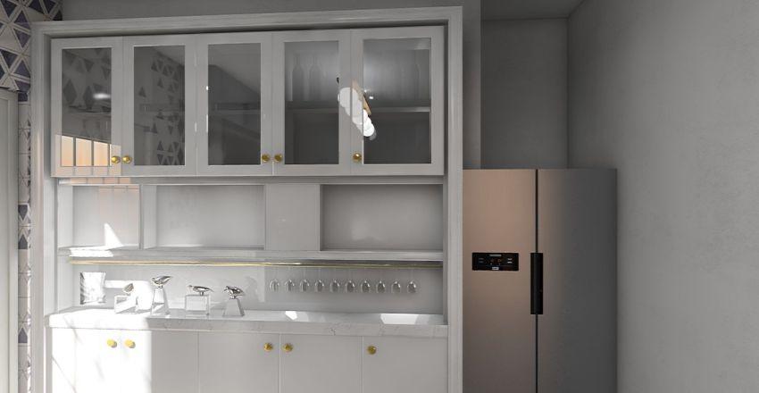 Kitchen 2.0 Interior Design Render