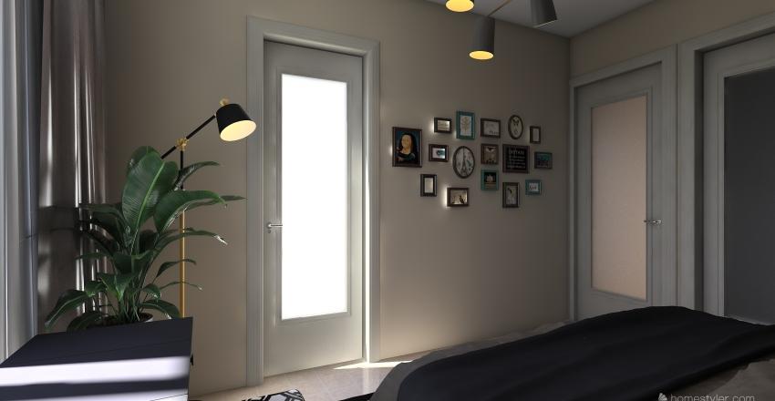 Nikki 1 Interior Design Render