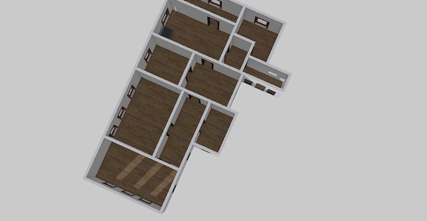 Дома_0358 Interior Design Render
