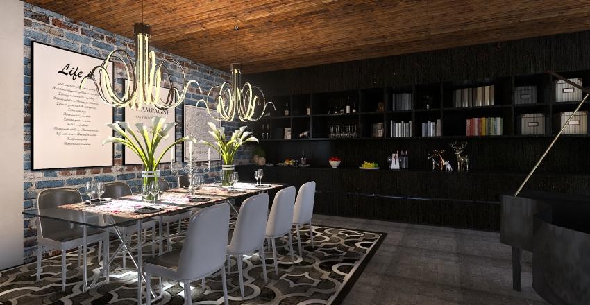 CASA URBAN Interior Design Render