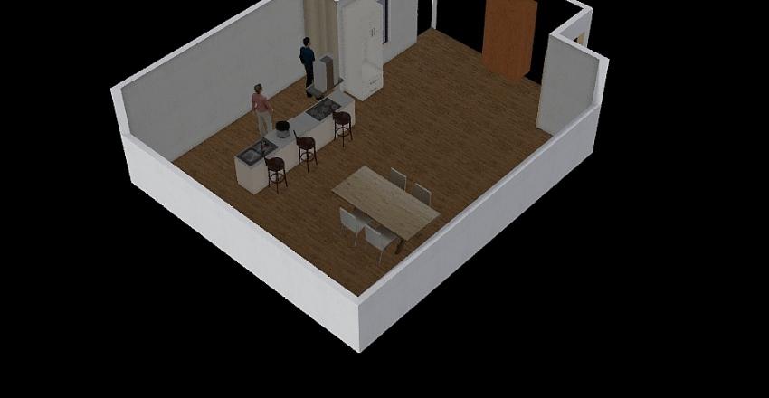 geisy Interior Design Render
