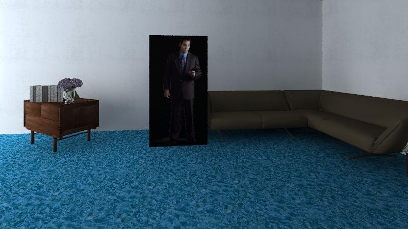 Kevin  Interior Design Render