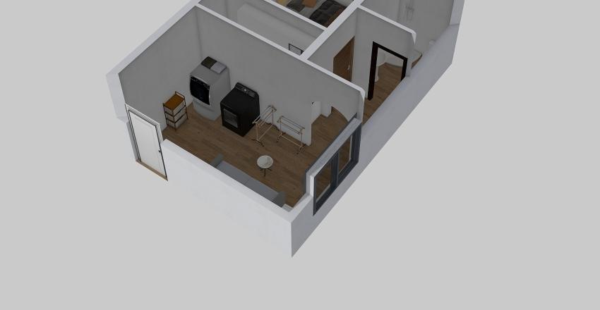 تعديل فيلا ابحر Interior Design Render