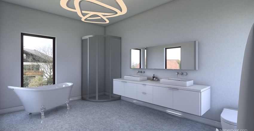 Bathroom Designs Interior Design Render