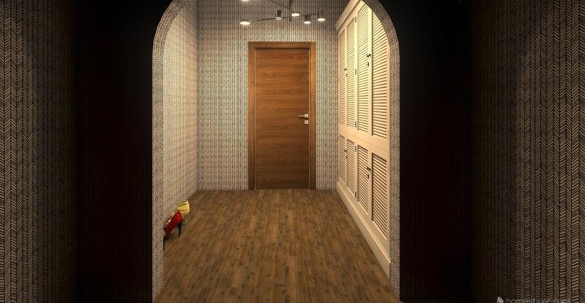кдвм Interior Design Render