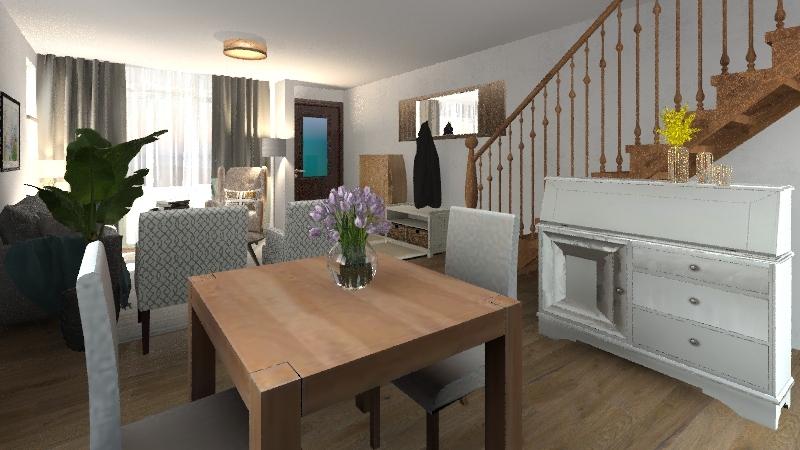 Knox Home-layout 2 Interior Design Render