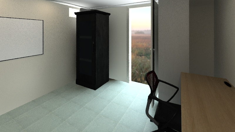 Sala TI life v2 Interior Design Render