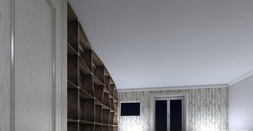 0253 Interior Design Render