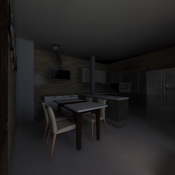 Taverna Cantina Interior Design Render