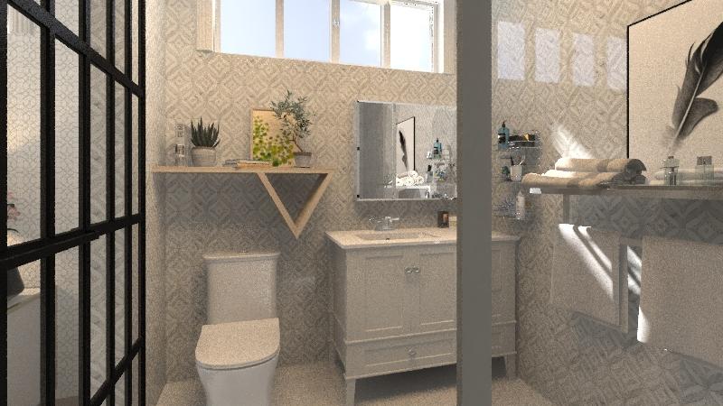 First attempt...... Interior Design Render