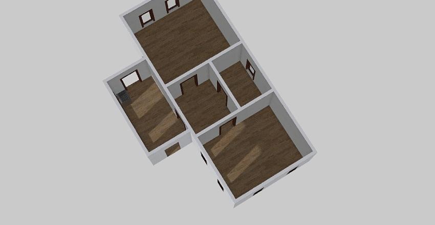 Дома_0359 Interior Design Render