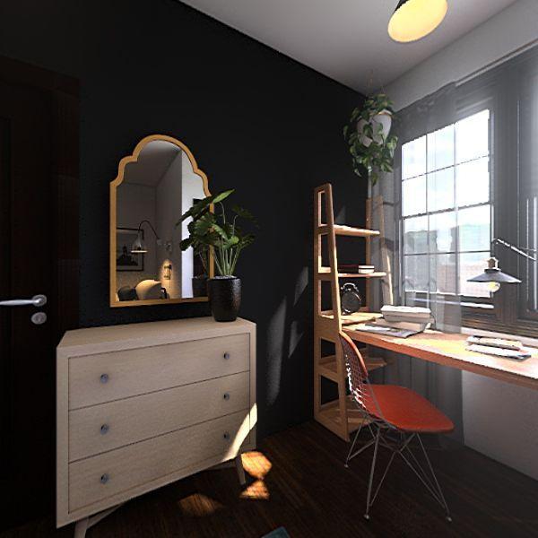 izba Interior Design Render