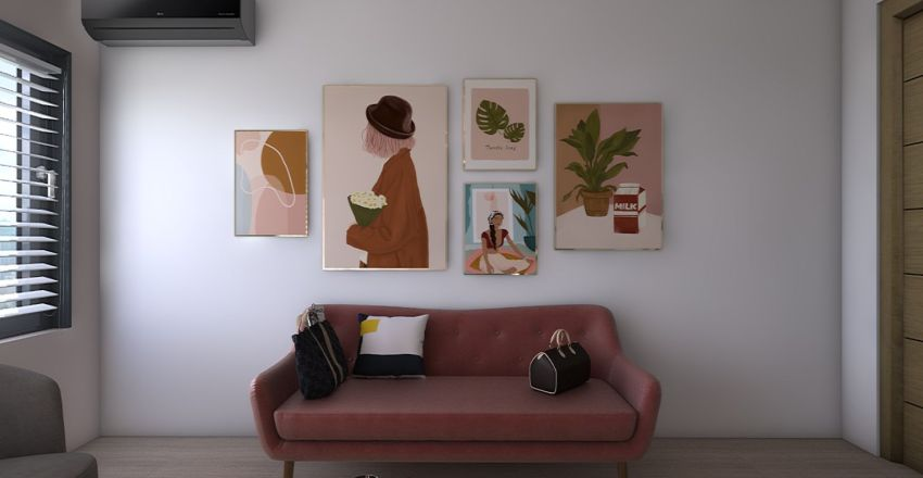 mystudio Interior Design Render