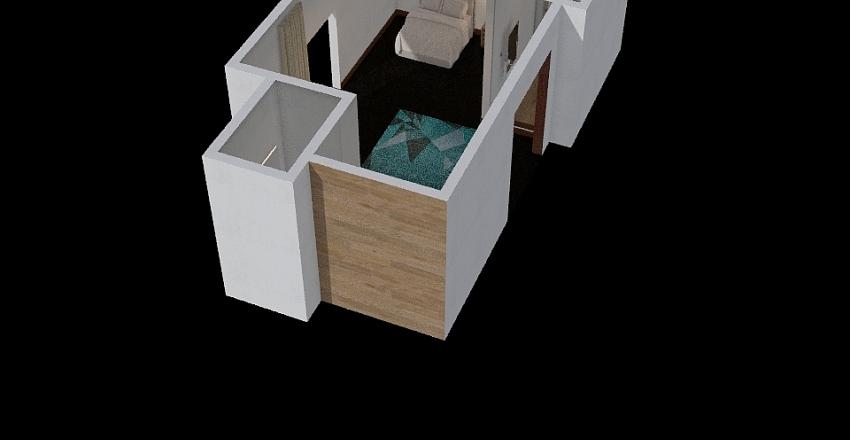 Keem Bedroom Interior Design Render