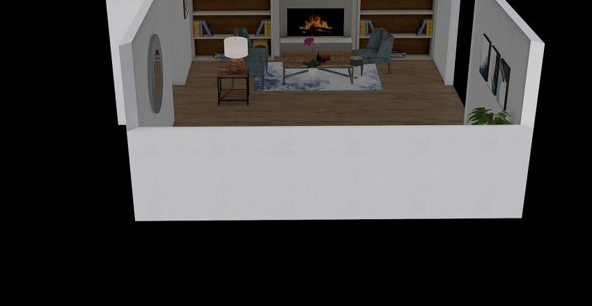 livingroom2/2 Interior Design Render