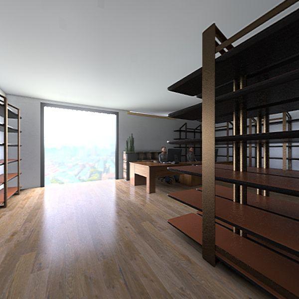 sklep motip Interior Design Render
