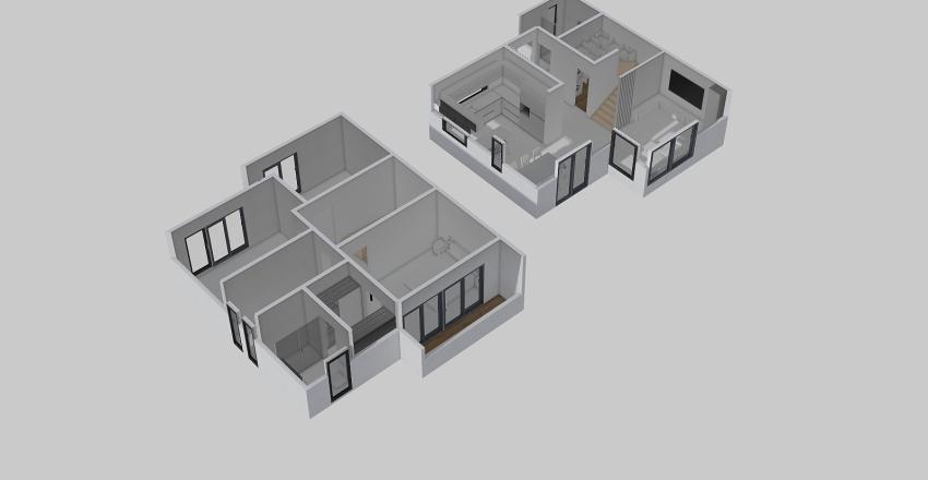 Sala Design Interior Design Render