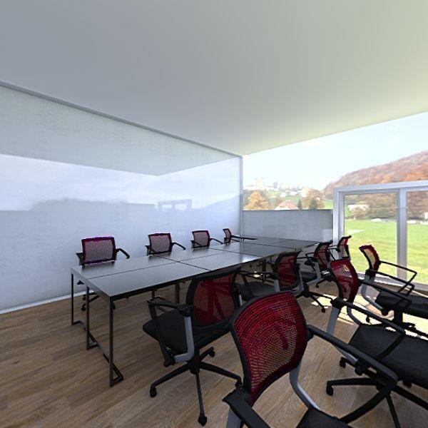 Escritório BH Interior Design Render