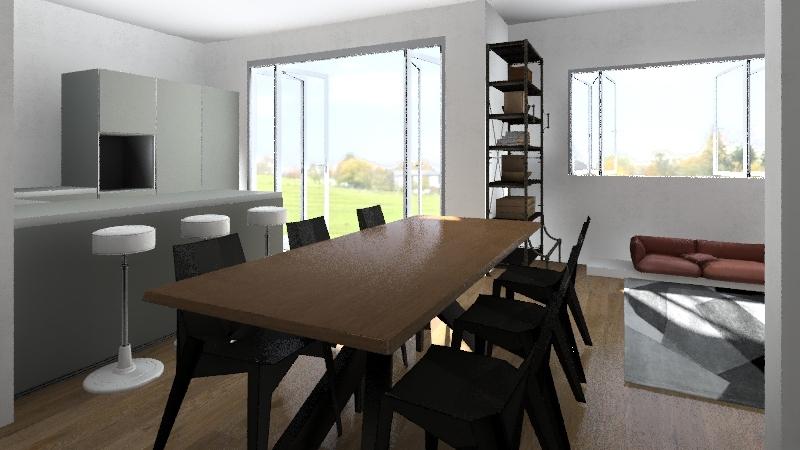 Pedrotti Interior Design Render