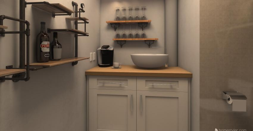 Geri 2 Interior Design Render