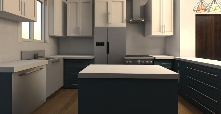 K + T penninsula Interior Design Render