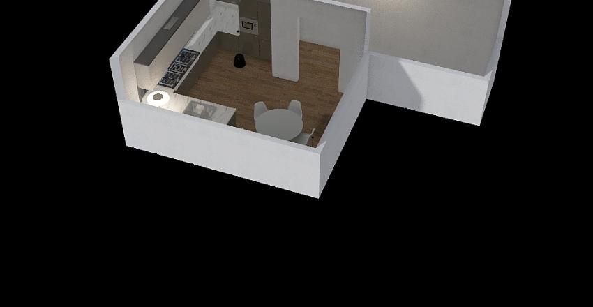 OJs kitchen  Interior Design Render