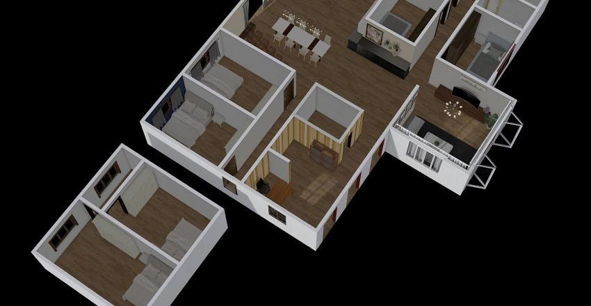 nha 9 Interior Design Render