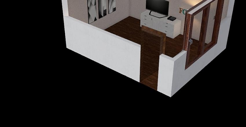 Christian e Federico 04/02/20 Soggiorno Interior Design Render