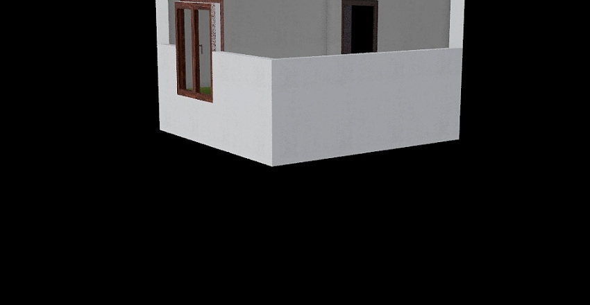 учебный проект 2 Interior Design Render