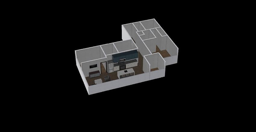 Lincoln 7 Interior Design Render