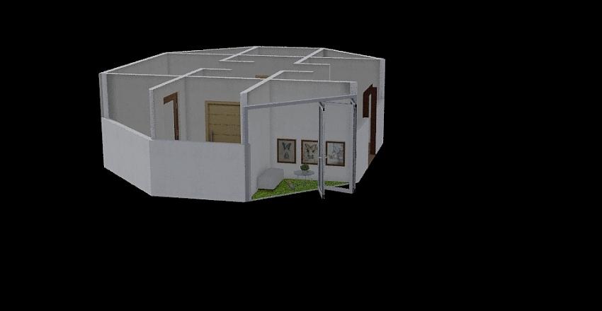 alessio maiarelli Interior Design Render