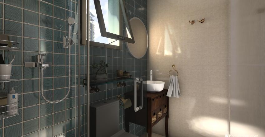 Nikki 2 Interior Design Render