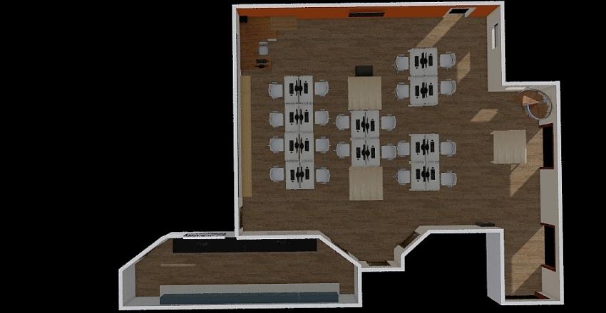 room 204 Interior Design Render