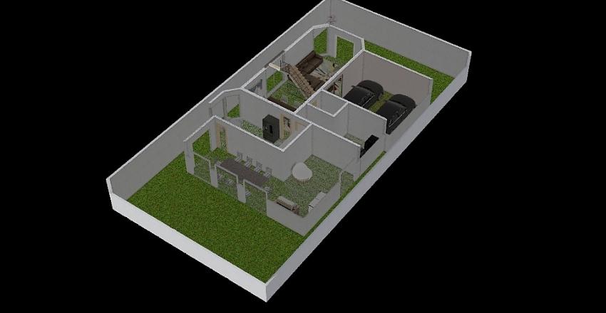piso_inferior_5 Interior Design Render