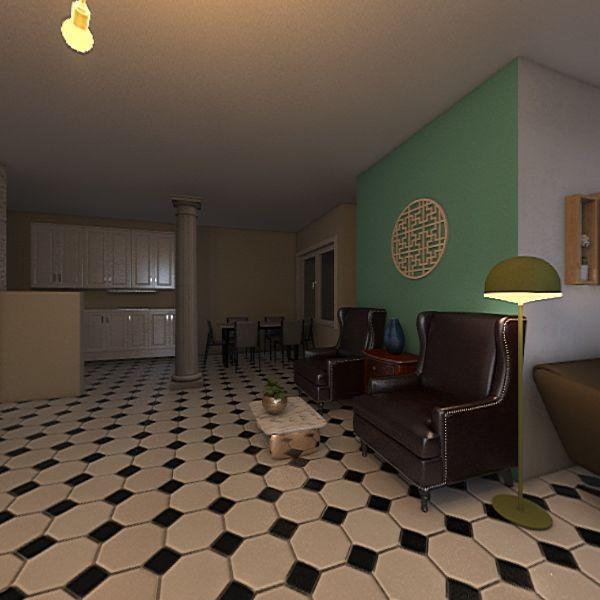 Mama's Interior Design Render