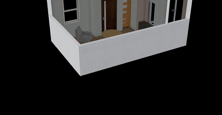 Elliotts Joinery Showroom Interior Design Render