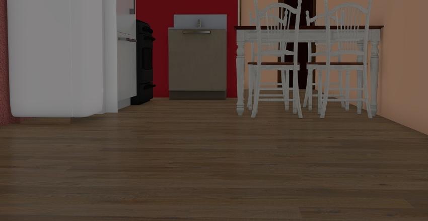 acolman single Interior Design Render