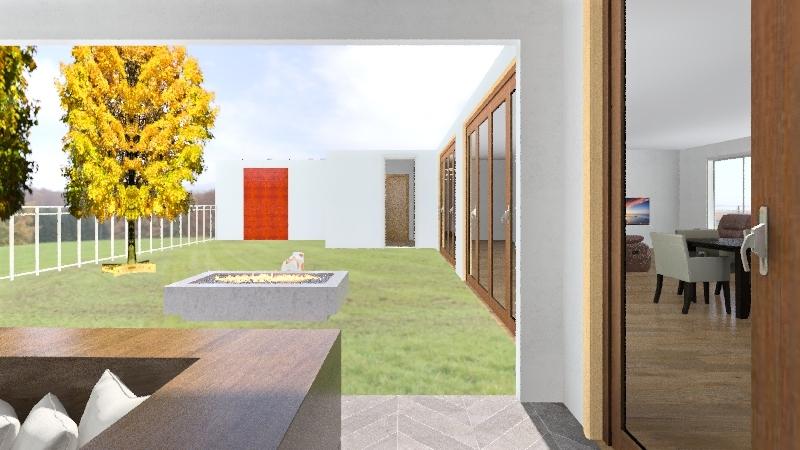 delmont V 1.17 normal door render Interior Design Render