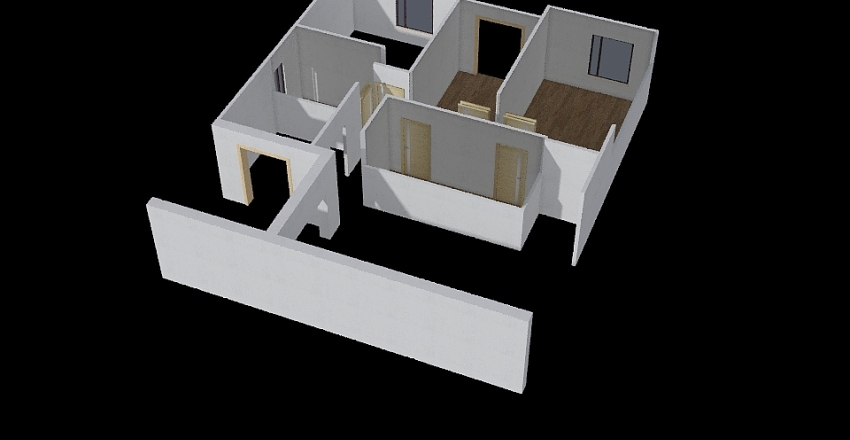 casa mia Interior Design Render