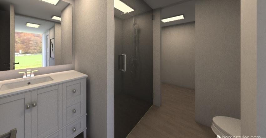 basement 3 Interior Design Render