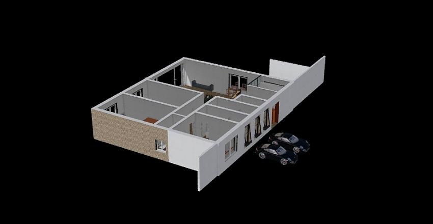 Bngl + CT Interior Design Render