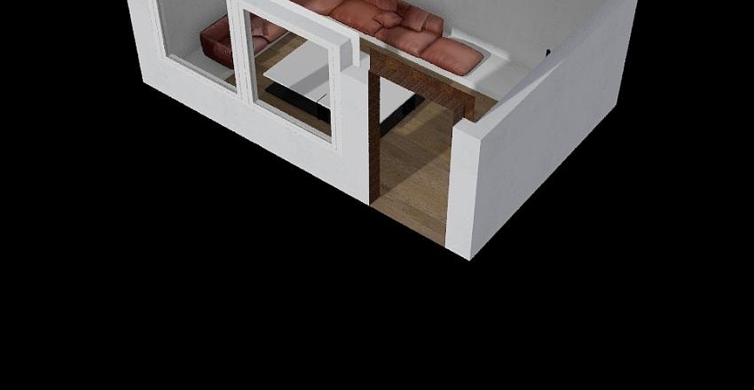 bothy project interior  Interior Design Render