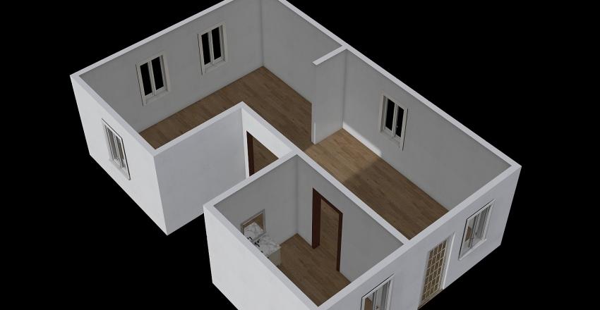 Neplachovice Interior Design Render