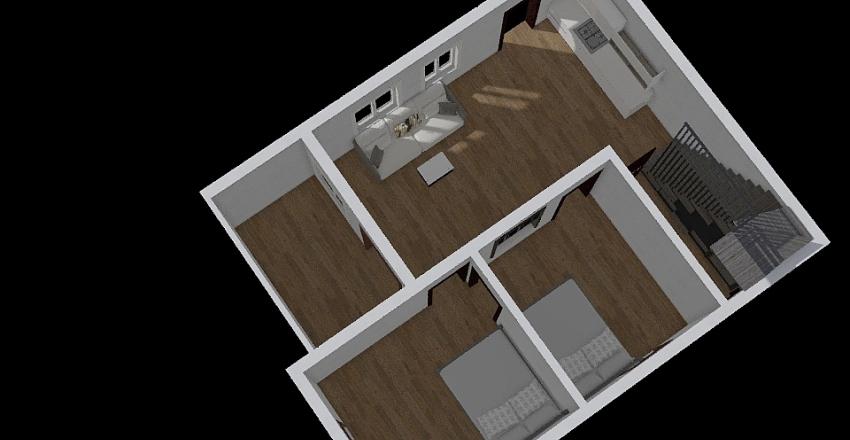 Akien Interior Design Render