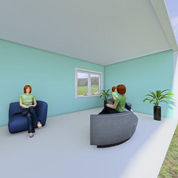 холл1 Interior Design Render