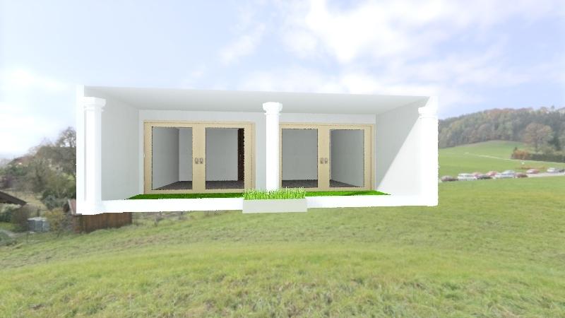 CAADS PHARMACY Interior Design Render