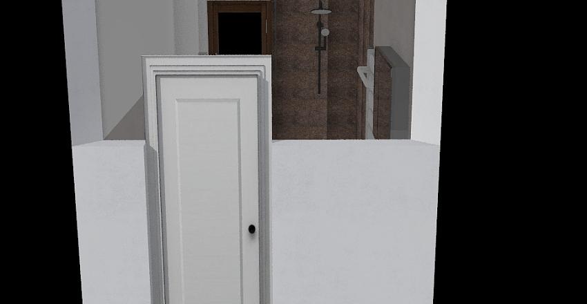 Badezimmer EG - Version 3 Interior Design Render