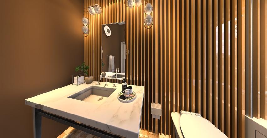 Banho Interior Design Render