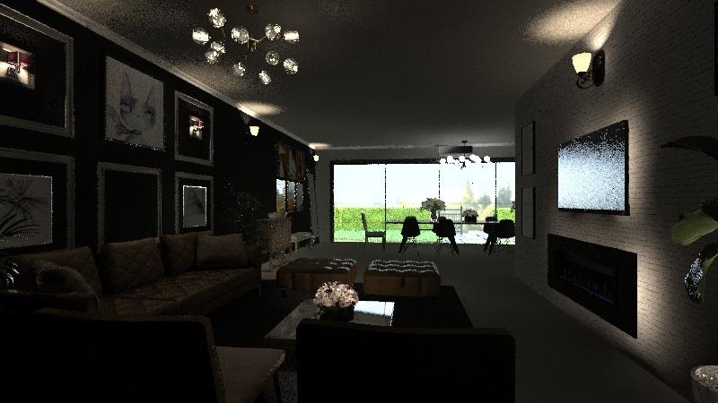 no name Interior Design Render